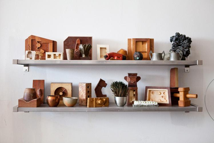 Su Wu's Wall of Objects