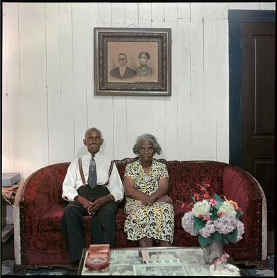 Mr. and Mrs. Albert Thornton, Mobile, Alabama