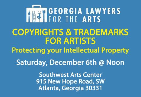 GLA Workshop for Artists