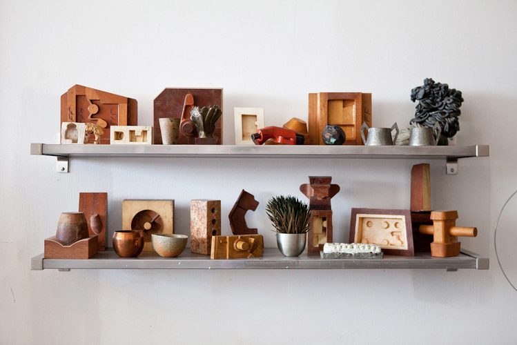 Su Wu's Wall of Objects