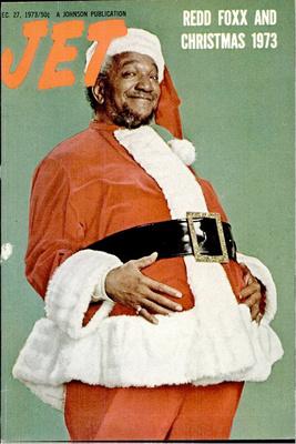 Red Foxx Santa
